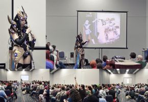 Montreal Comiccon 2013: Journalistic shots 6 by Henrickson