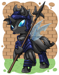 [Reward] Changeling Guard by vavacung