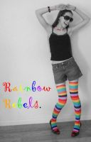 Rainbow Rebel by Renstock