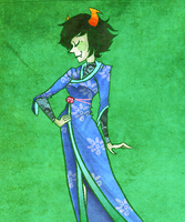 Kanaya Maryam by ticktockhop