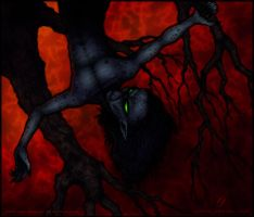 tree demon by fizzgig