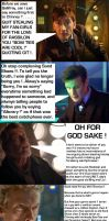 Doctor Who - The Moanings of a Time Lord by DoctorWhoOne