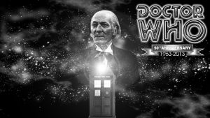 The 1st Doctor wp by SWFan1977
