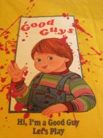 CHILD'S PLAY SHIRT by LoveoftheCross