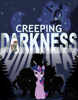 Creeping Darkness Cover - COM by PenStrokePony