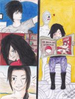 Clan Uchiha by alesakura12