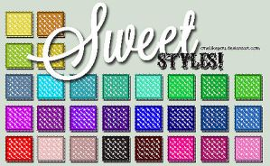 Sweet Styles. by ItsBreakdown
