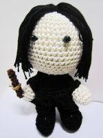 Harry Potter - Severus Snape by Nissie
