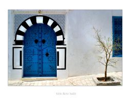 Sidi Bou Said - 2 by maxyme