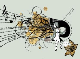 music -gift- by Tamyra