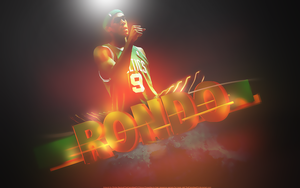 Rajon Rondo Wallpaper by TheFranchiseFX