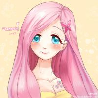 Fluttershy by amy30535