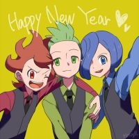 Happy New Year by riotoqll