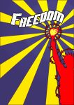 Freedom by Zloygrin