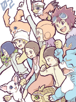 Digimon 02 Memoir by Chibimixxx