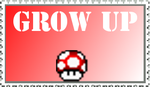 Grow up Stamp by Re-evolution360