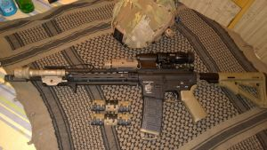 M4 UXR III Airsoft by grifter974