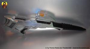 Star Trek Prop Typ 3a Phaser Rifle (I) by Euderion
