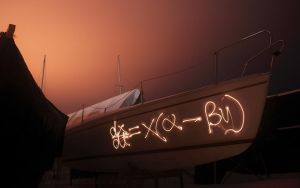 light graffiti - equation by raido-ehwaz