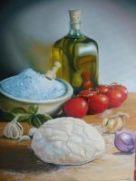 Still Life by Cookiee1991