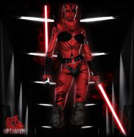 Lady Sith by CaptVovan