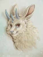 Jackalope - A New Breed by GoldenDruid