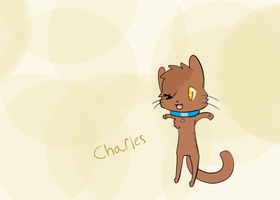 Fluffy Charles by Ask-CanadaNeko