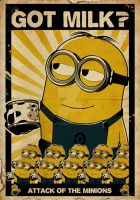Minions by JustWilson