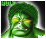 Angry Man by Flo-Jitz