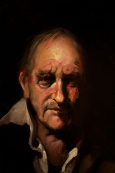 Old Man by DeLumine