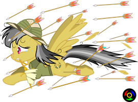 Daring Do and the Golden Lullwut [Revised] by Kyoshyu