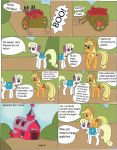 Comic MLP 1 page 5 by Mast88