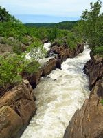 Great Falls of the Potomac 14 by Dracoart-Stock
