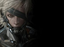 METAL GEAR NEXT: RAIDEN 2009 by FRANKASTER1987