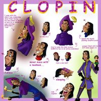project: Clopin 1 by Akita-or-Aki