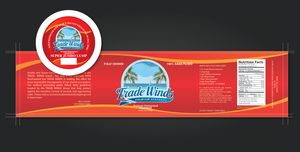 tradewinds packaging red by wahjo