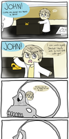 Sherlock loves having baths with John apparently by brewhay