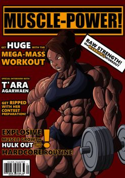 MUSCLE POWER - T'ara by ayanamifan
