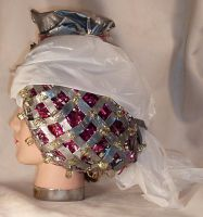 historical hat side view by thecostumedesigner