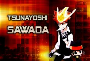 Tsuna by CaptainLaser
