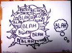Blah Blah Society by artsn