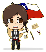 Viva Chile! by Naikoh