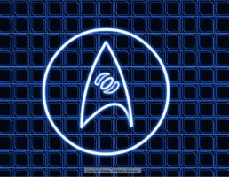 TDP - Star Trek Science Symbol by SilverShadowSpark