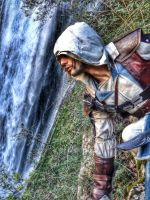 Waterfalls Preview - Edward Kenway Cosplay by Leon by LeonChiroCosplayArt