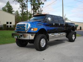 F650 6 dr  4x4 by Supertruck