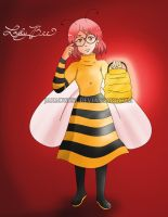 Missing Halloween Character: Lady Bee by JaxAugust