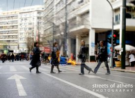 fire by streets-of-athens