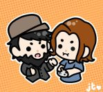 Game Grumps - Jon and Arin by xNekorux