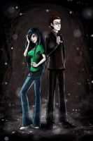 Mel and Victor by Annuhka