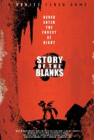 Story of the Blanks Poster by AdamRBi